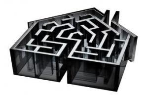 house-maze